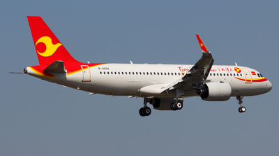 B-320X - Airbus A320-271N - Tianjin Airlines