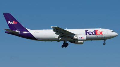 A picture of N676FE - Airbus A300F4605R - FedEx - © aj domingo