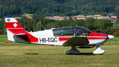 A picture of HBEQC - Robin DR400/180R - [1028] - © Jeremy Denton