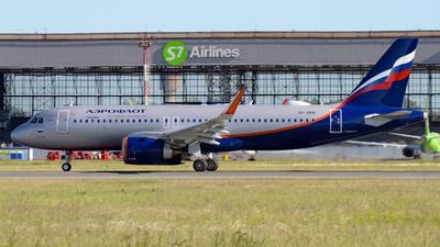 A picture of VPBPR - Airbus A320251N - Aeroflot - © Alexander Listopad