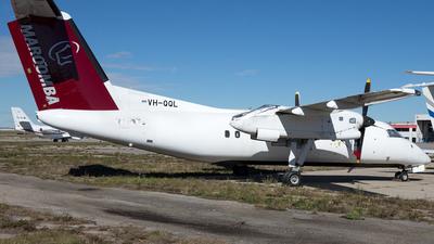 VH-QQL - Bombardier Dash 8-102 - Maroomba Airlines