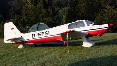 D-EFSI - Bolkow Bo207 - Private