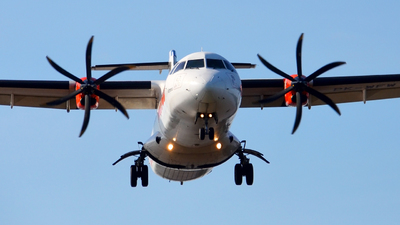 PK-WFW - ATR 72-212A(500) - Wings Air