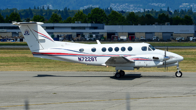 N7228T - Beechcraft 300 Super King Air - Private