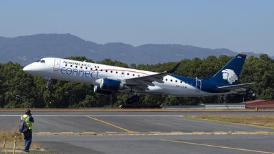 XA-AEM - Embraer 190-100LR - Aeroméxico Connect