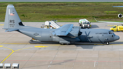 08-8603 - Lockheed Martin C-130J-30 Hercules - United States - US Air Force (USAF)