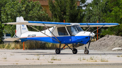 EP-1224 - Ikarus C-42 - Private