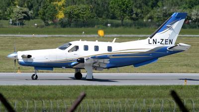 LN-ZEN - Socata TBM-850 - Private