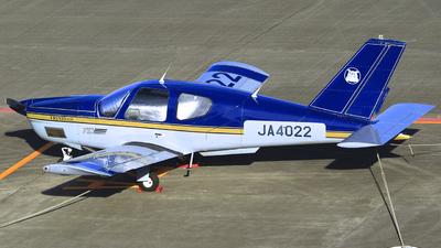 JA4022 - Socata TB-21 Trinidad TC - Private