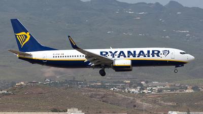 EI-FOH - Boeing 737-8AS - Ryanair
