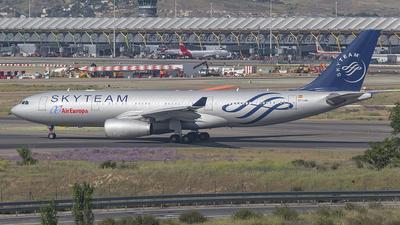 EC-LNH - Airbus A330-243 - Air Europa