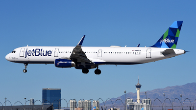 A picture of N986JB - Airbus A321231 - JetBlue Airways - © Rocky Wang