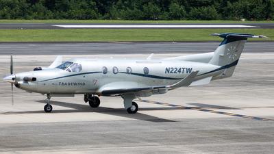N224TW - Pilatus PC-12/45 - Tradewind Aviation