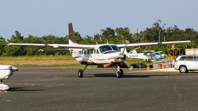 N40JF - Cessna 208B Grand Caravan - Private