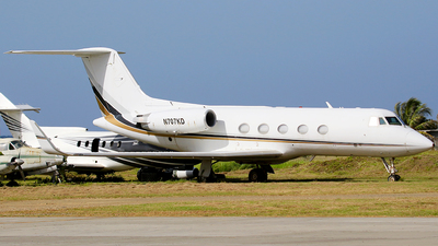 N707KD - Gulfstream G-II - Private