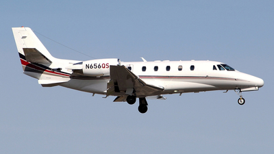 N656QS - Cessna 560XL Citation Excel - NetJets Aviation