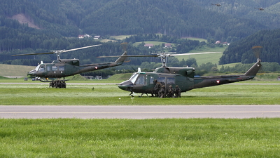 5D-HK - Bell 212 - Austria - Air Force
