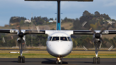 ZK-NEQ - Bombardier Dash 8-Q311 - Air New Zealand Link (Air Nelson)