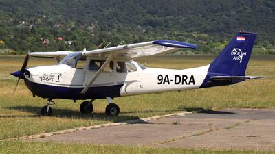 9A-DRA - Cessna 172K Skyhawk - Private