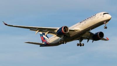 VP-BXC - Airbus A350-941 - Aeroflot