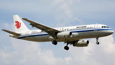 B-6677 - Airbus A320-232 - Air China