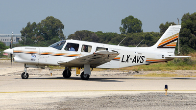 LX-AVS - Piper PA-32R-301T Turbo Saratoga SP - Private