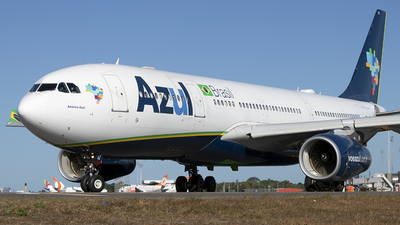 PR-AIZ - Airbus A330-243 - Azul Linhas Aéreas Brasileiras