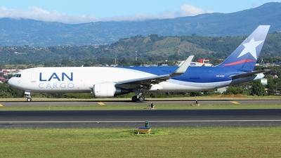 CC-CZZ - Boeing 767-316F(ER) - Lan Chile Cargo