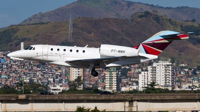 PT-MMN - Cessna 750 Citation X - TAM Jatos Executivos