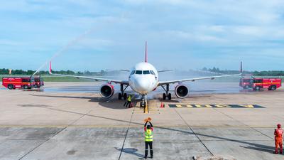 HS-VKC - Airbus A320-214 - Thai VietJet Air