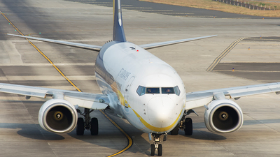 VT-JFW - Boeing 737-85R - Jet Airways