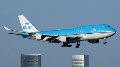PH-BFS - Boeing 747-406(M) - KLM Royal Dutch Airlines