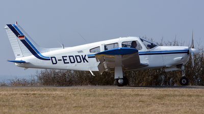 D-EDDK - Piper PA-28R-200 Cherokee Arrow II - Private