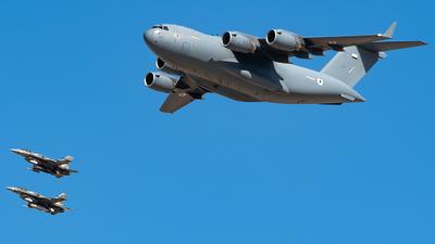 1225 - Boeing C-17A Globemaster III - United Arab Emirates - Air Force