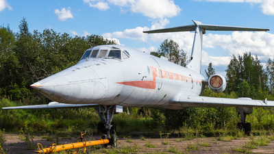 11 - Tupolev Tu-134UBL - Russia - Air Force