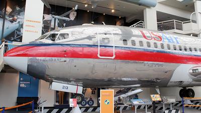 N213US - Boeing 737-201 - USAir