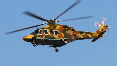 18-064 - Agusta-Westland AW-139 - Pakistan - Army Aviation