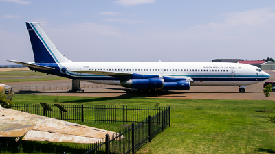 1419 - Boeing 707-328C - South Africa - Air Force
