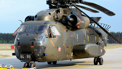 84-89 - Sikorsky CH-53GA - Germany - Air Force