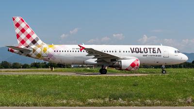 A picture of ECNPB - Airbus A320214 - Volotea - © Matteo Buono