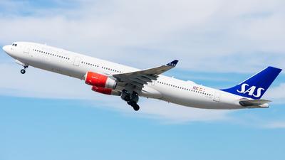 A picture of LNRKS - Airbus A330343 - SAS - © Jordan Louie