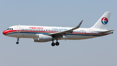 B-9973 - Airbus A320-232 - China Eastern Airlines