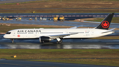 A picture of CFVNF - Boeing 7879 Dreamliner - Air Canada - © Daniel Klein