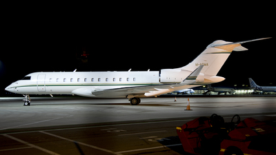 M-AGMA - Bombardier BD-700-1A10 Global Express - Private