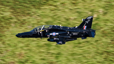 ZK010 - British Aerospace Hawk T.2 - United Kingdom - Royal Air Force (RAF)