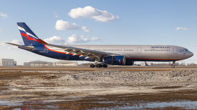 A picture of VQBPI - Airbus A330343 - Aeroflot - © Aktug Ates