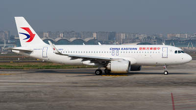 B-30FD - Airbus A320-251N - China Eastern Airlines