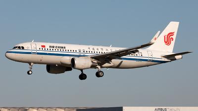 B-1875 - Airbus A320-214 - Air China