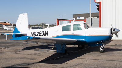 N9269M - Mooney M20E - Private