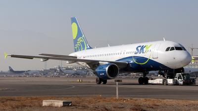 CC-AIC - Airbus A319-111 - Sky Airline